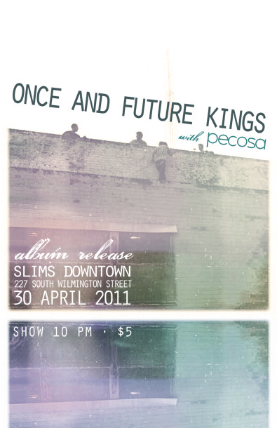 ofk album release poster design