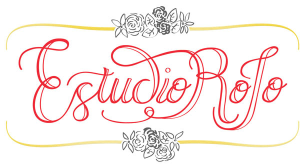 estudio rojo client submitted logo enhancement